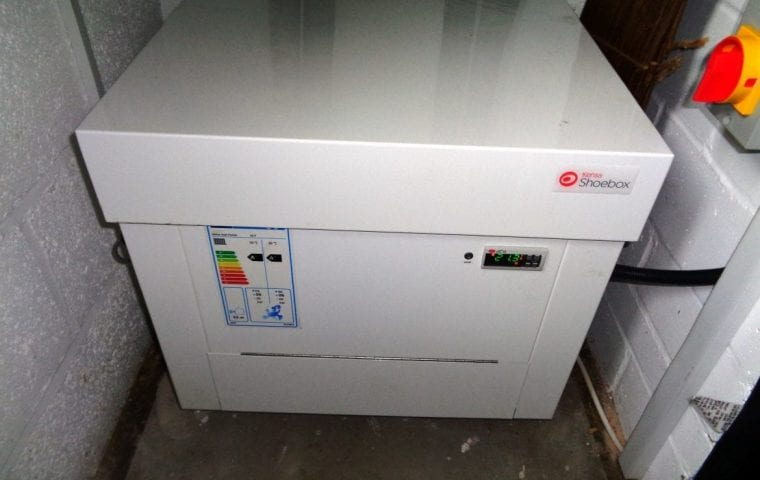Ground Source Review: Bromford Phase Two ǀ 6kW Shoebox