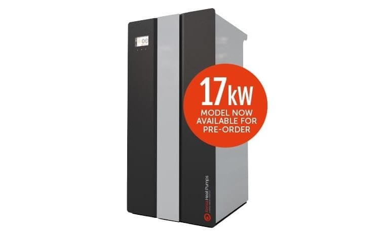 Evo 17KW Heating Product