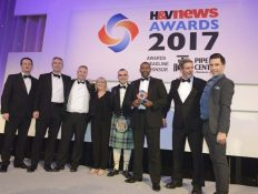 Kensa Heat Pumps and Hanover win Retrofit Project of the Year at the H&V News Awards 2017