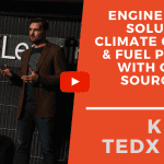 Kensa TEDx Talk Video Cover